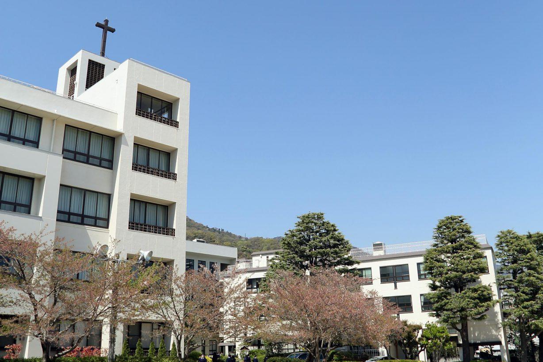 松蔭中学校