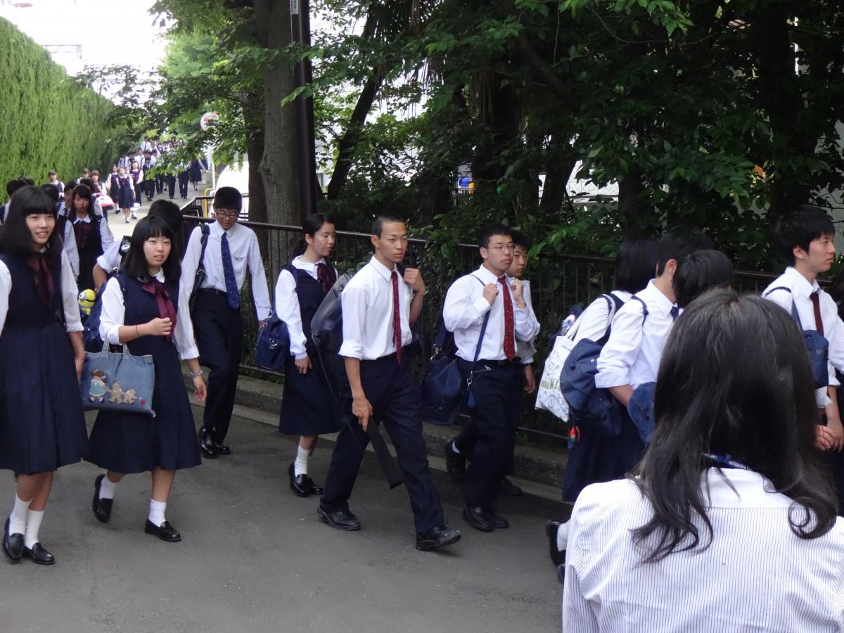 雲雀丘学園中学校 – 朝日小学生...