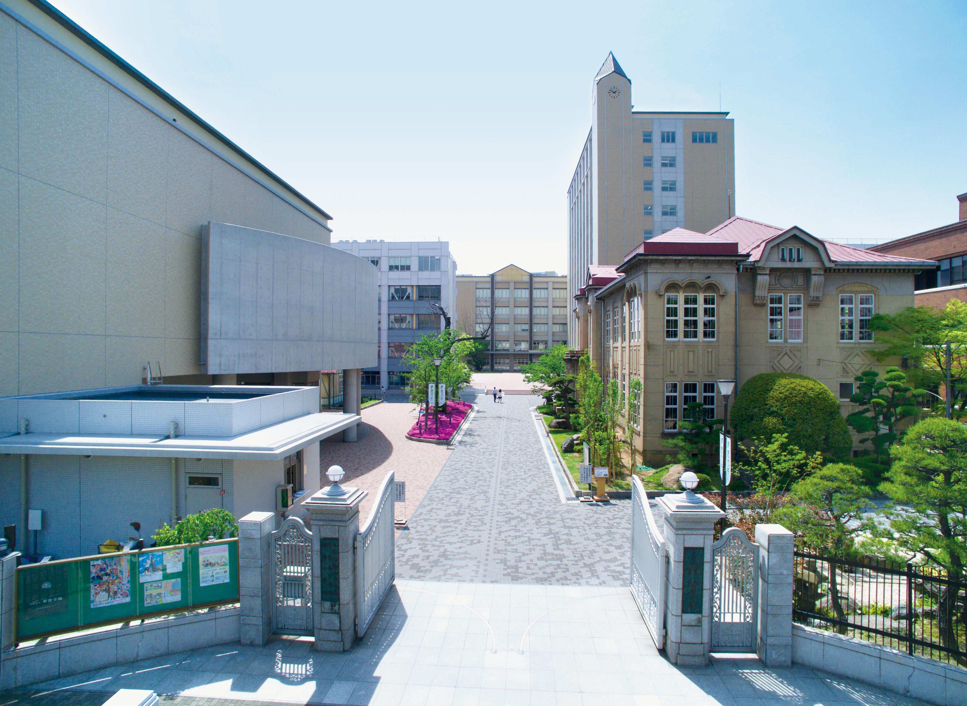 樟蔭中学校