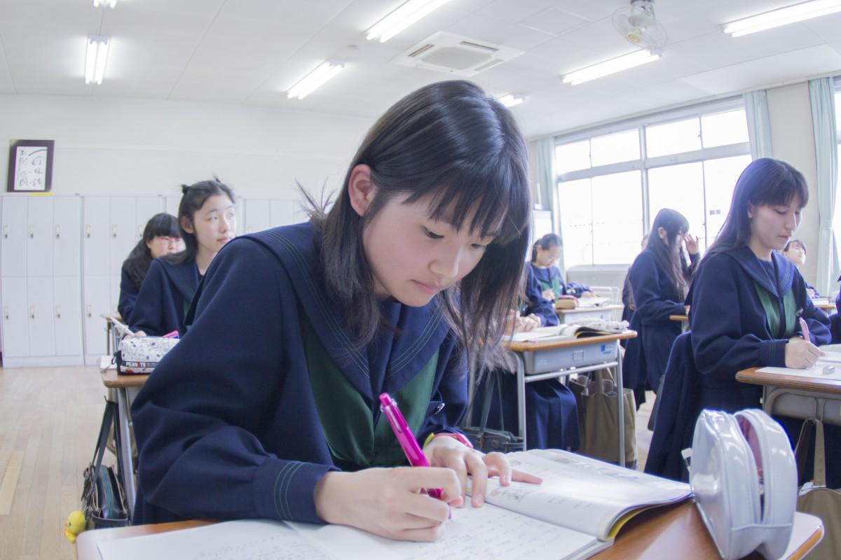 蔭 中学校 樟