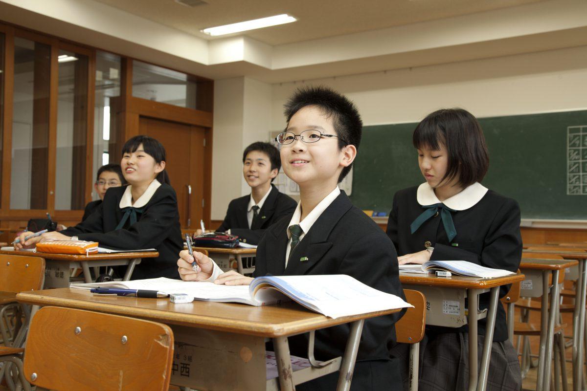 洛南高等学校附属中学校 – 朝日...