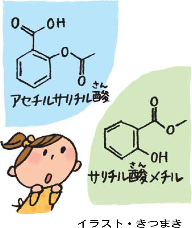 メチル 湿布 サリチル酸
